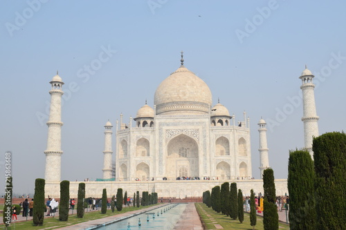 Foto Murales Taj Mahal