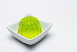 Gelatina sabor kiwi  - 215868222