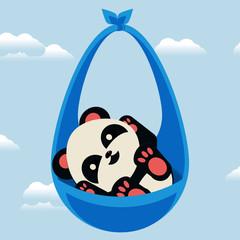 panda bebé © AlbertoGiovanni
