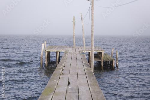 Acrylglas Pier Pier
