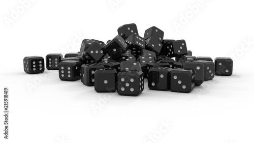 czarne-kostki-do-gry