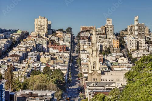Canvas San Francisco Filbert Street, San Francisco