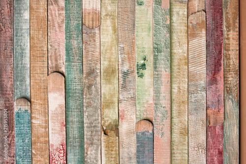 tło i kolor tła z drewnianych barów