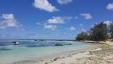 Plage Paradisiaque Ile Maurice