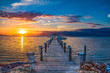 Islamorada Florida Keys Dock Pier Sunrise