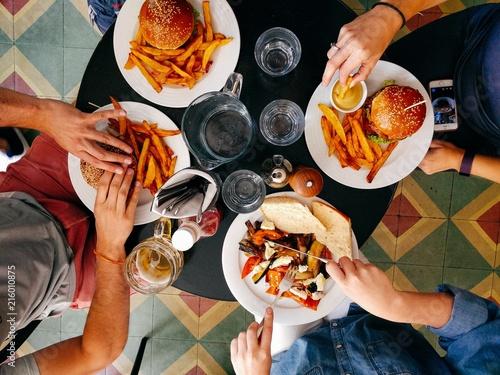 dinner food - 216010875