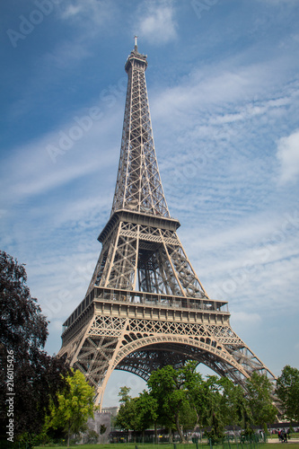 Aluminium Eiffeltoren Eifelturm