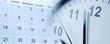 Clock and calendar - 216040804