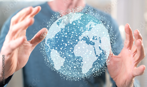 Concept of global network