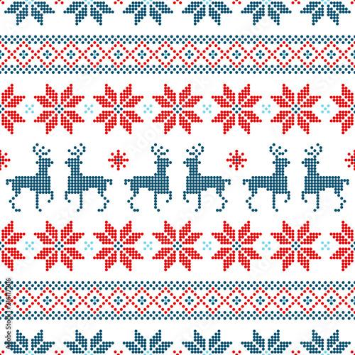 pattern-skandynawskiego-folkloru