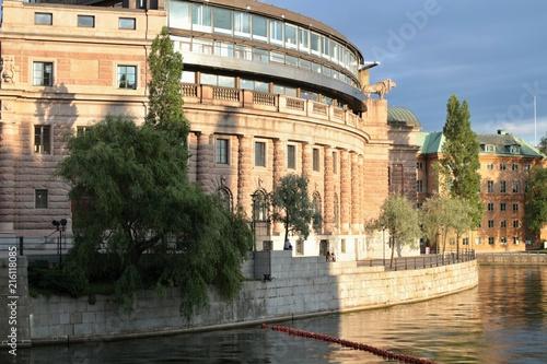 Foto Spatwand Stockholm Stoccolma