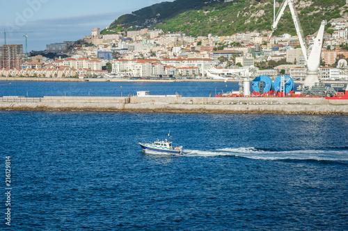 Coast of Gibraltar