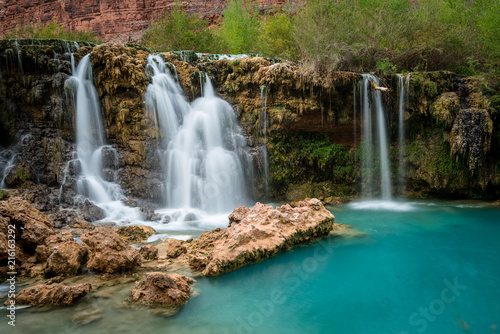 Foto Spatwand Arizona Supai Canyon