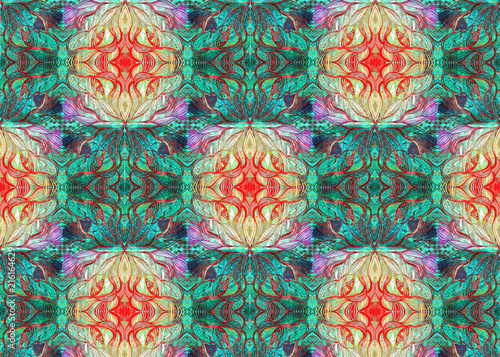 pattern fabric - 216164629