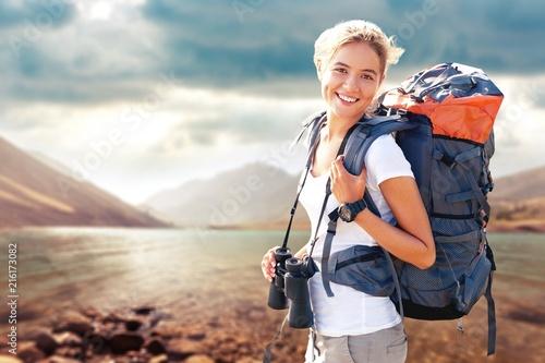 Leinwandbild Motiv Travel.