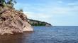 Jagged Shoreline