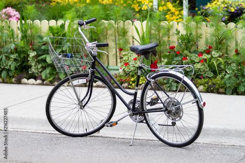 Foto Spatwand Fiets Bicycle 30
