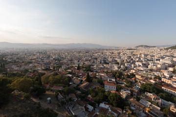 Athens Cityscape © Richard