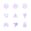 sports , games , summer , eps icons set vector