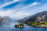 Beautiful Norway landscape - 216273298
