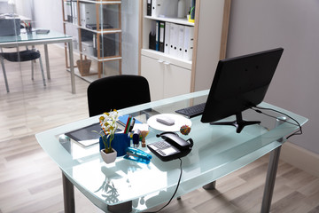 Interior Of An Office © Andrey Popov