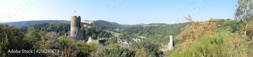 Panorama über Monreal mit Burg - 216281673