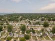 Eastlake small city from the sky - 216285668