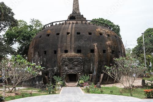 Fotobehang Boeddha Laos - Vientiane - Buddha Park