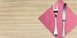 Leinwandbild Motiv Silverware. Fork, spoon and knife