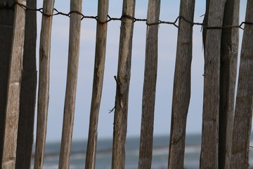 la barrière © asarteaux