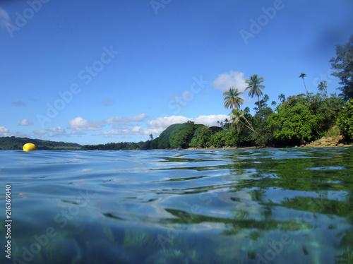 Aluminium Schipbreuk Sealife of Luganville, Espiritu Santo, Vanuatu