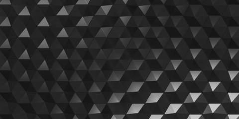 3D Geometric Abstract Hexagonal Wallpaper Background © Kirsty Pargeter
