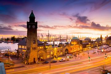 Hamburg Harbour City © jotily