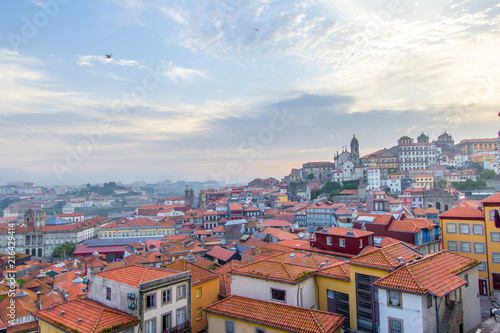Porto's colorful houses - 216429414