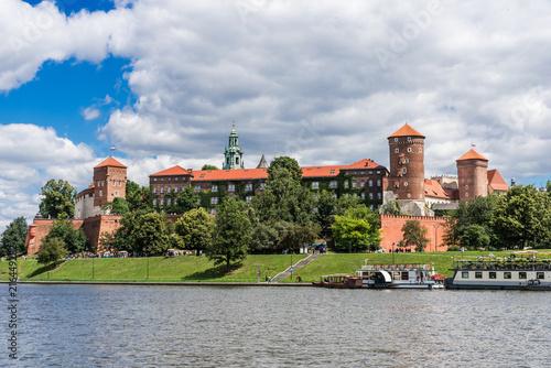 Krakau – Königsschloss auf dem Wawel