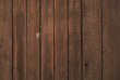 Old wooden fence background - 216486230