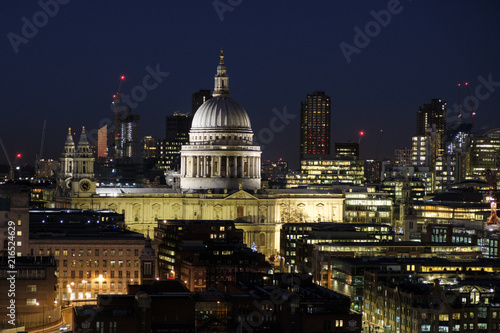 Plexiglas London St. Paul's Cathedral