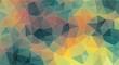 Triangle background. Original vintage color