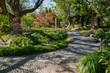 The beautiful Denver Botanic Gardens