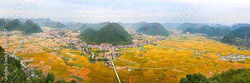 Vietnam terrace rice field - 216612667