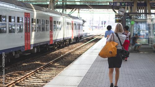 Gare de train