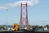 Ponte 25 de Abril en Lisboa