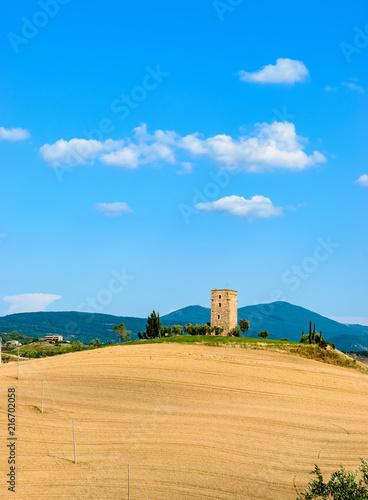 Fotobehang Toscane Tuscany, Italy