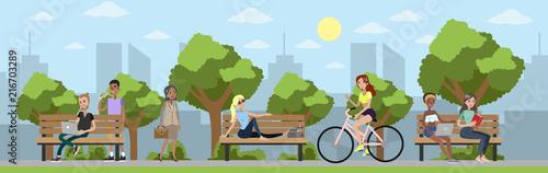 City park set - 216703289