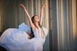 девочка танцовщица