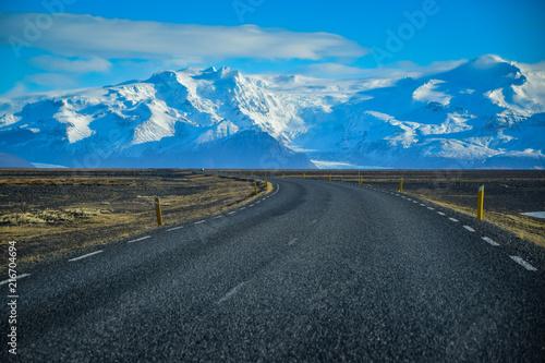 Road on Iceland - 216704694