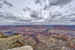 AMAZING view of the Grand Canyon National Park from the bottom looking up and viceversa - 216751090