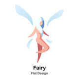 Fairy Flat Icon
