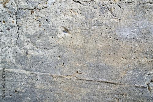 Foto Spatwand Betonbehang Texture of old concrete