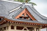 KAOHSIUNG, TAIWAN -- July 26 , 2018: The historical Kendo school, Butokuden Halls (Takenori Hall Square), built in Japanese colonial period in Kaohsiung, Taiwan.